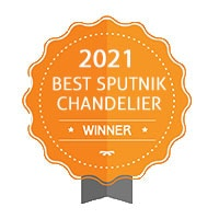 Our Top Recommendation for Sputnik Chandelier