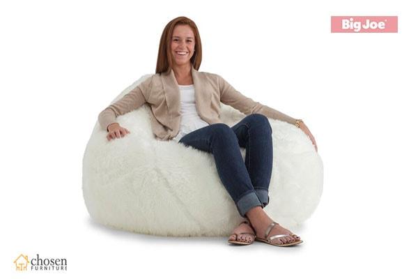 Big Joe Teardrop Large Bean Bag Chair