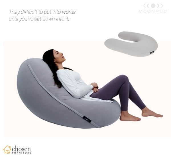 Moon Pod Beanbag Chair
