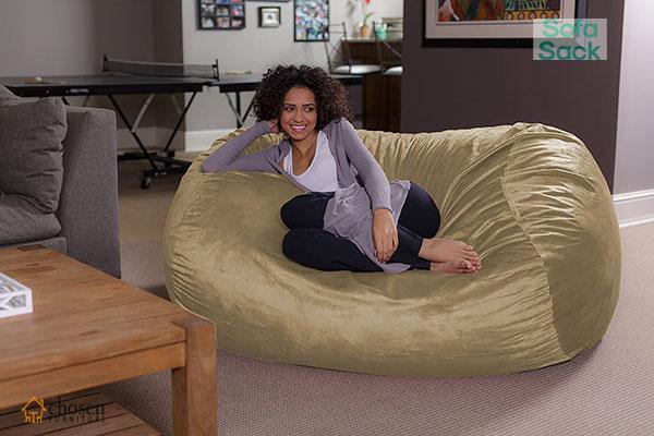 Sofa Sack X-Large Plush Bean Bag Lounger