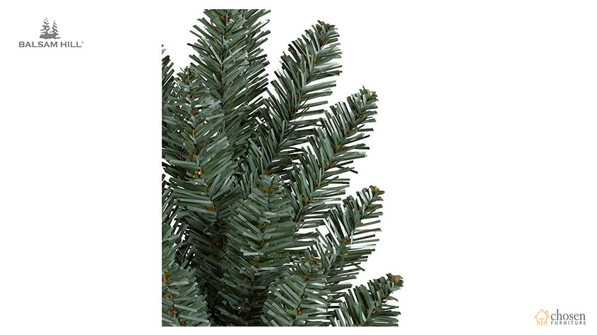 Balsam Hill Classic Blue Spruce Artificial Christmas Tree branch