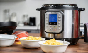 Instant Pot Duo Electric Pressure Cooker front